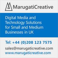 Marugati Creative Limited logo