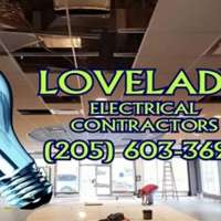 Lovelady Electrical Contractor logo