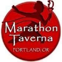 Marathon Taverna logo