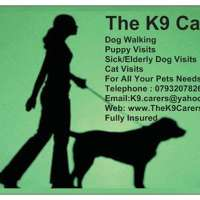 The K9 Carers  logo