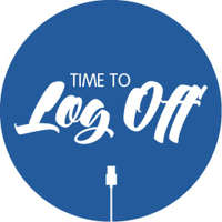 Time To Log Off logo