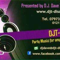 DJT-Disco logo