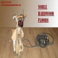 Noble Hardwood Floors logo