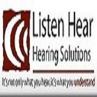 Listen Hear Hearing Solutions logo