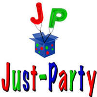 Just-Party logo