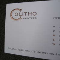 Colitho ( London ) Ltd. logo