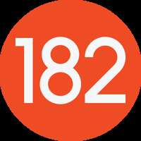 Project 182 logo