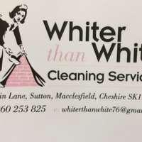 Whiter than white logo