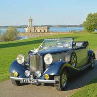 Rutland Wedding Cars logo