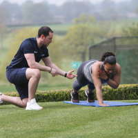 Matt Davies Inspiring Fitness Personal Trainer Shrewsbury logo