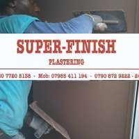 superfinishplastering  logo