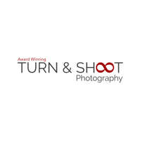 Turn & Shoot Photography logo