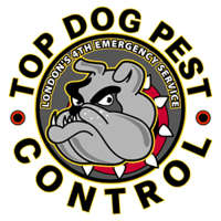 Top Dog Pest Control logo