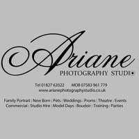Ariane Photography Studio logo
