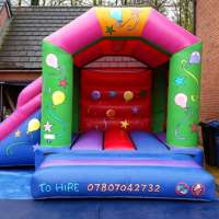 APPY JACKS BOUNCY CASTLE HIRE  logo