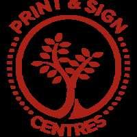Print & Sign Centres logo