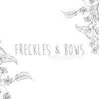 Freckles & bows logo
