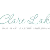 Clare Lake, Bridal Airbrushed Make-up Artist & Beauty Professional logo