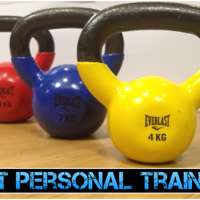 AJET Personal Training logo