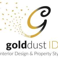 GOLDDUST ID Interior design & property styling logo