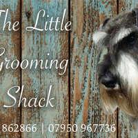 The Little Grooming Shack logo
