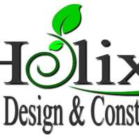 Helix garden design and construction