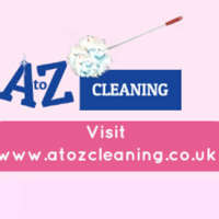 A to Z Cleaning logo