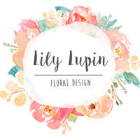 Lily Lupin Floral Design logo