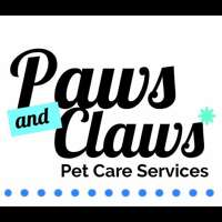 Paws and Claws Pet Care Services  logo