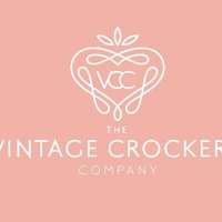 The Vintage Crockery Company  logo