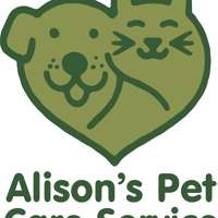 Alison's Pet Care Service logo