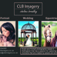 CLB Imagery logo