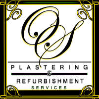 OS Plastering and Refurbishment Services logo