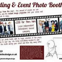 Photo Booth by LNC Design logo