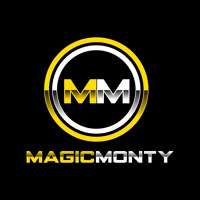 Magic Monty Entertainment logo