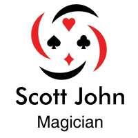 Scott John - Magician logo