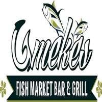Umekes Fishmarket Bar and Grill logo