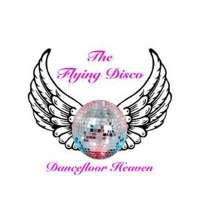 The Flying Disco logo