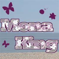 Mona King's Creative Studio logo