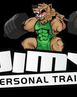 Jim's personal training logo