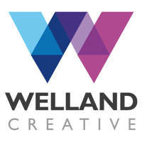 Welland Creative logo