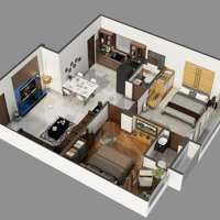 Maximus 3D Floor Plan Design logo