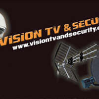 Vision TV & Security logo