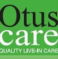 Otus Live-in Care logo