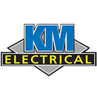 KM Electrical Services logo