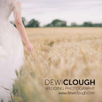 Dewi Clough Wedding Photography logo