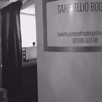Take two booths  logo