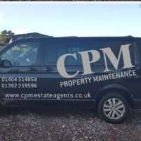 CPM Property Management logo