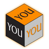 You Cubed Fitness logo
