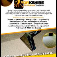 Yorkshire cleaning company